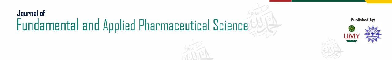 Journal of Fundamental and Applied Pharmaceutical Science